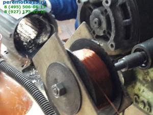 Оборудование по перемотке катушки подсчет витков